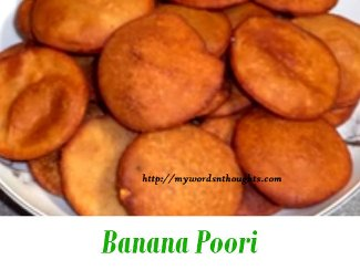 Banana Poori