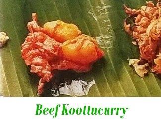 Beef Koottucurry
