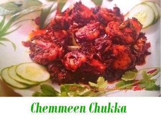 Chemmeen Chukka
