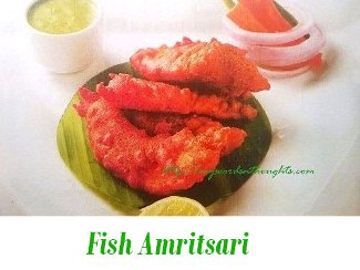 Fish Amritsari