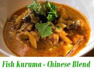 Chinese Fish Kuruma