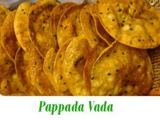 Pappada Vada
