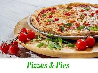 Pizzas Pies