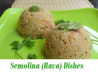 Rava breakfast