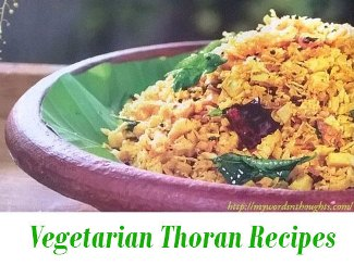 Veg Thoran Recipes