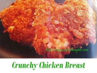 crunchy chicken breast