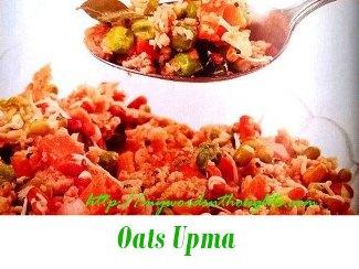 oats upma