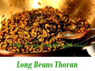 Long Beans Thoran