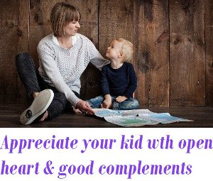 good complement for kids