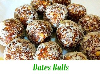Dates Balls