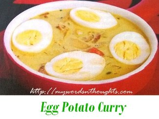 Egg Potato Curry