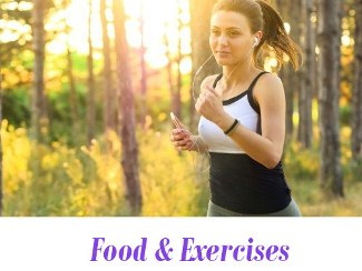 food exercise fitness