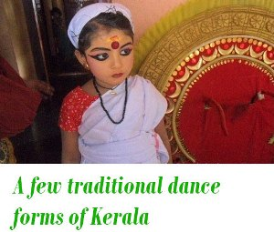 traditional dance forms of Kerala