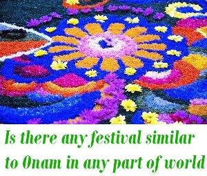 festivals similar to onam