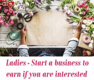 ladies business