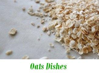 Oats Breakfast Dishes