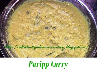 Paripp Curry