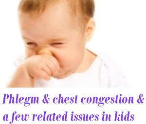 chest congestion in kids