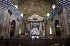Altar of Basilica of Saint Martin of Tours.