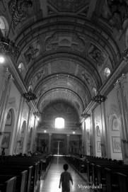 Choir Loft- San Sebastian Cathedral