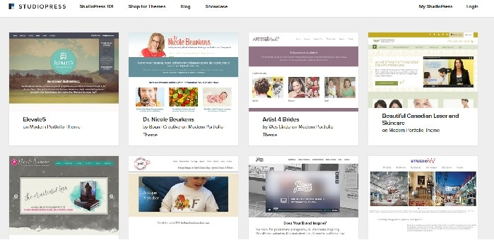 how to start a blog themes