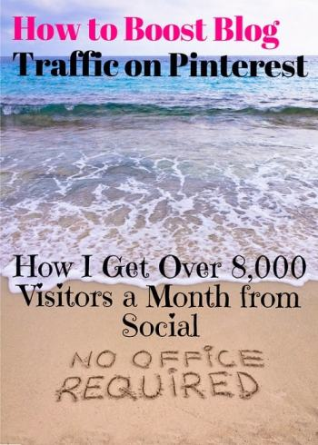 how to boost blog traffic with Pinterest