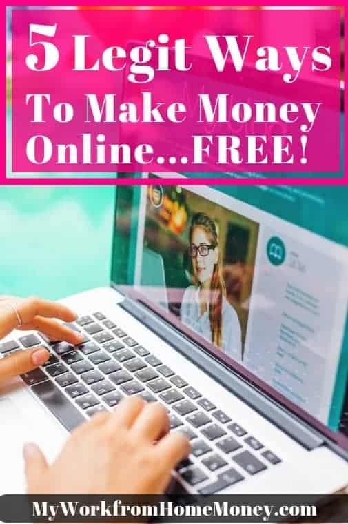 siti Web legittimi per fare soldi da casa