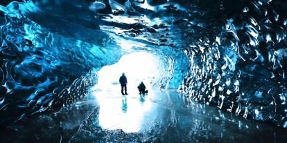 Ice Cave in Vatnajökull @ Iceland