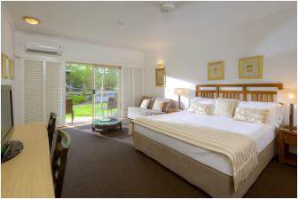 Ramada Port Douglas Hotel Room