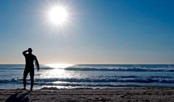 A surfer's meditation