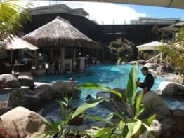 Fiji pool
