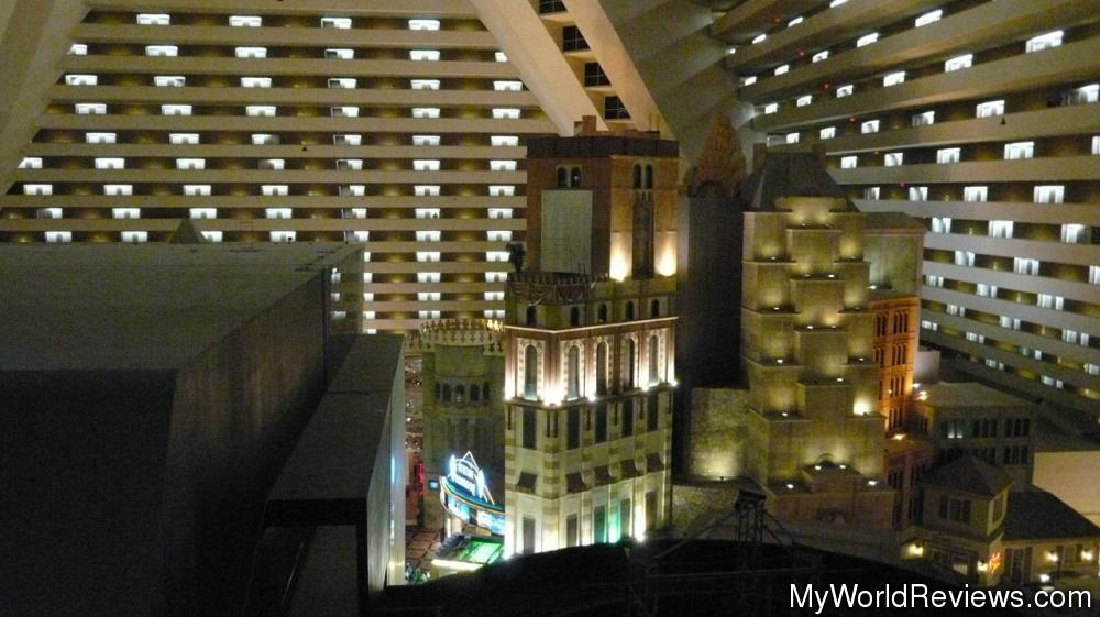 Review Of Luxor Hotel At Myworldreviews