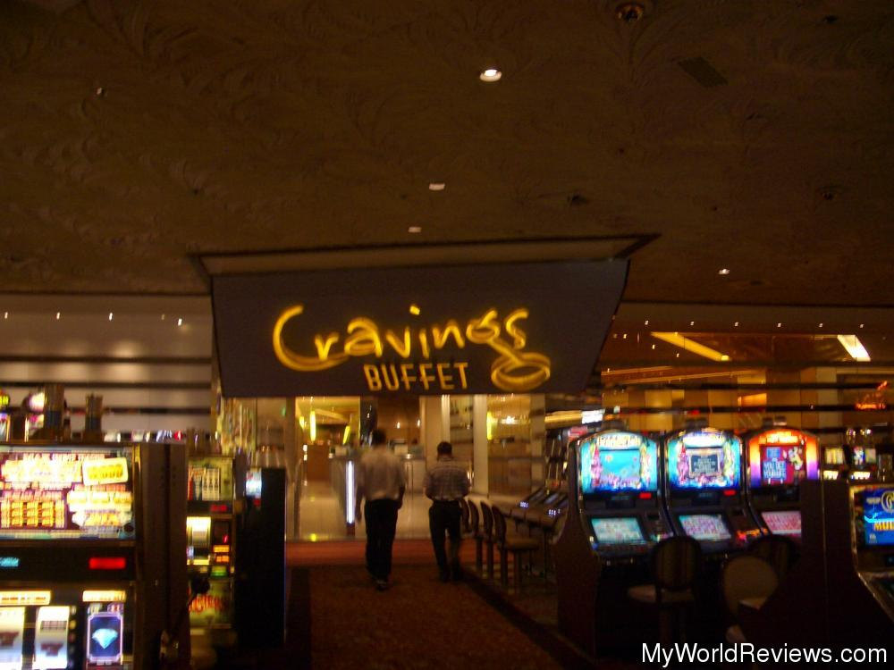 Review Of Mirage Buffet Cravings At