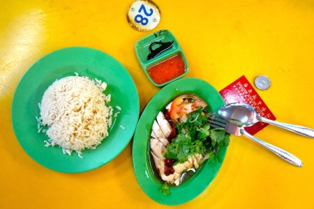 Hainan-Chicken-Rice-Singapur