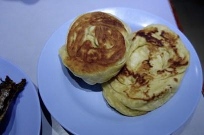 Snacks im DawnCafé in Male