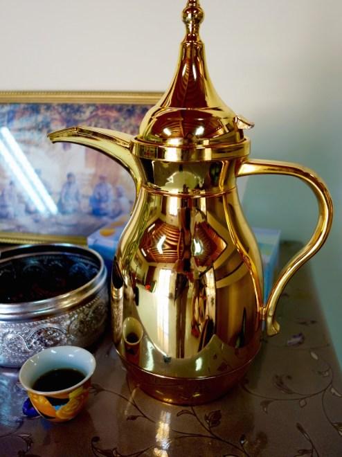 Datteln, Kaffeekanne, Oman
