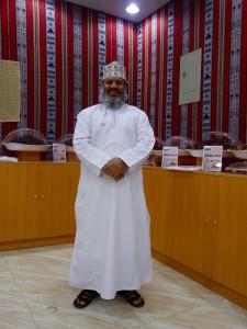 Dattelhändler, Nizwa, Oman