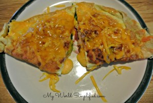 Throwback Thursday Recipe: Omelet