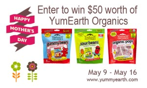 Yum Earth Candy Giveaway!!!