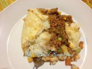 Grandma's Shepherd's Pie