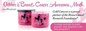Candles for a Cure Breast Cancer Research GIVEAWAY