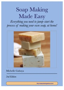 GIVEAWAY: Soap Making Advice: complete ebook package