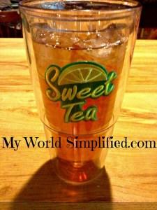 sweat tea recipe