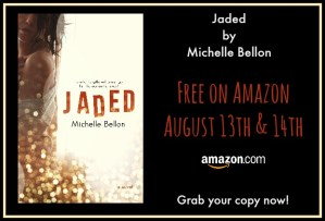 Book Tour: Jaded by Michelle Bellon