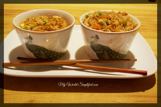 Homemade Easy Fried Rice