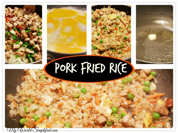 chinese pork fried rice collage_Fotor