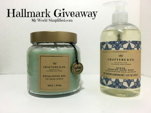 New Hallmark Product: Crafters & Co and a Giveaway