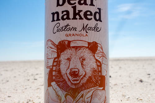 Bear Naked Granola goes Custom