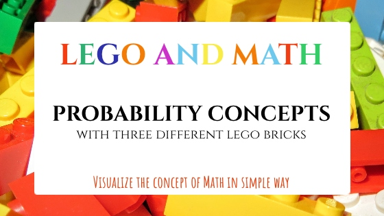 Probability with 3 lego bricks