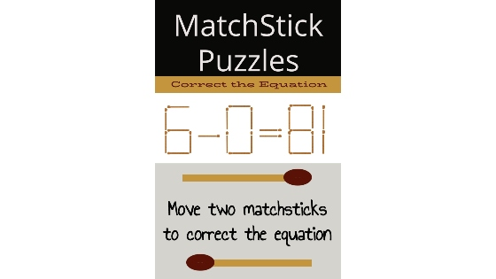 the 6-0=81 matchstick puzzle